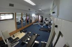 Posilovna - fitness