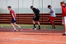 Sportovní soustředění